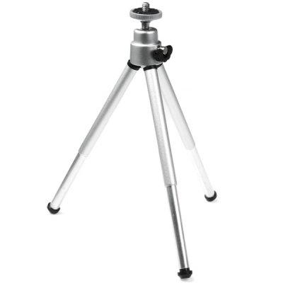 Portable Retractable Mini Camera TripodTripods<br>Portable Retractable Mini Camera Tripod<br><br>Accessory type: Tripod<br>Apply to Brand: Gopro,SJCAM<br>Compatible with: Dazzne P2, Dazzne P3, SJ7000, SJCAM 5000 plus, SJCAM 4000 plus, Discovery DS100, Discovery DS200, Soocoo C10, Soocoo S60, Gitup Git2, A9, GoPro Hero 4 Session, GitUp Git1, AMK 5000S, Gopro Hero 4, Gopro Hero 3 Plus, Gopro Hero 3, Gopro Hero 2, Gopro Hero 1, GoPro Hero Series, SJ4000, SJ5000, SJ6000, Action Camera, Isaw, AMK 5000<br>For Activity: Universal<br>Length Range(cm): 14-20.5 cm<br>Material: Metal<br>Package Contents: 1 x Mini Tripod<br>Package size (L x W x H): 16 x 4 x 3 cm / 6.29 x 1.57 x 1.18 inches<br>Package weight: 0.070 kg<br>Product size (L x W x H): 14 x 2 x 2 cm / 5.50 x 0.79 x 0.79 inches<br>Product weight: 0.030 kg
