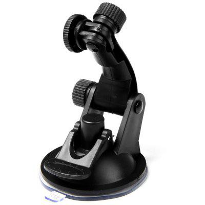 Car Suction Cup Mount with Adapter