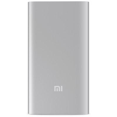 Original Xiaomi 5000mAh Mobile Power Bank Li-Polymer Battery Charger