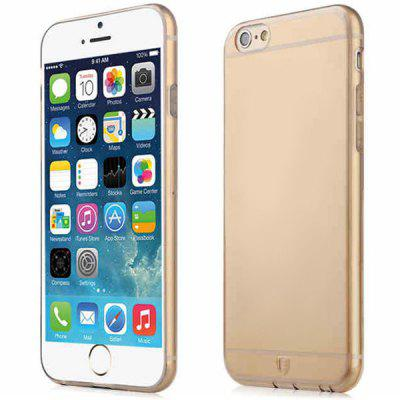 Baseus Transparent TPU materiaal Ultradunne Terug Case voor iPhone 6 Plus - 5,5 inch