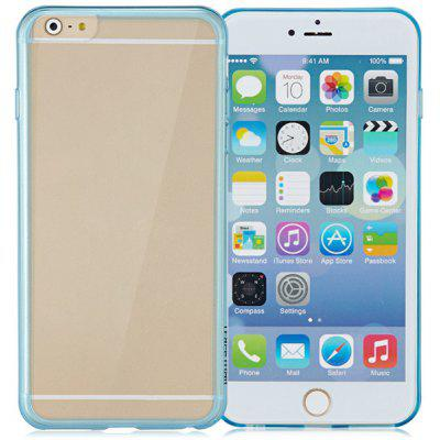 iFace mall Transparent Ultrathin PC and TPU Material Back Case for iPhone 6 Plus  -  5.5 inches