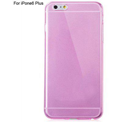 Fabitoo Transparent TPU Back Cover Case for iPhone 6 Plus  -  5.5 inches