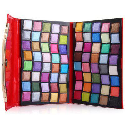 YF-R5030 80 Colors Eyeshadow Make-Up Kit Cosmetic Set