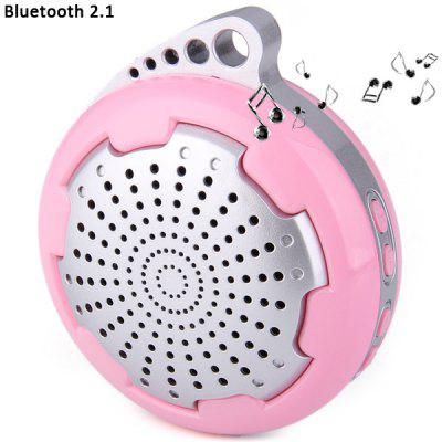 S307 Handing HiFi Wireless Bluetooth 2.1 Handsfree Phone Speaker Support TF Card Input
