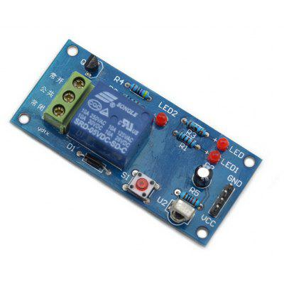 MaiTech Multifunctional 1 Channel 5V Infrared Remote Relay Module for DIY