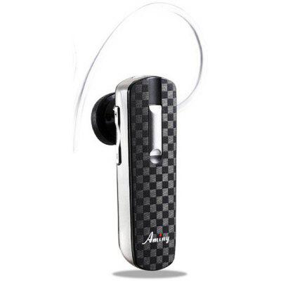 Aminy M850 Grain Surface Bluetooth V4.0 Hands Free Earphone Stereo Headphone for Tablet PC Smartphones