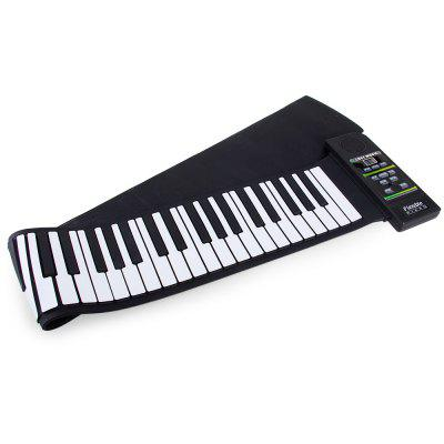 PN88S 88 Keys MIDI Electronic Roll Up Pinao Kit Support Windows Mac System  -  100  -  240V