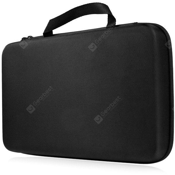 BLACK AT110 Durable EVA Large Size Collection Handbag Protective Case for GoPro Hero 3+ / 3 / 2 / 1