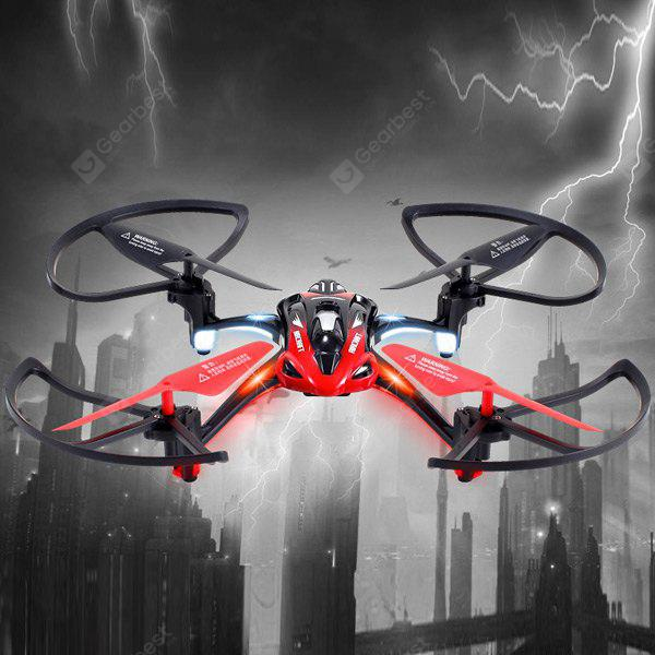Lishitoys L6052 Headless Mode 2.4G 4  -  Channel 6  -  Axis RC Quadcopter 3D Eversion Aircraft