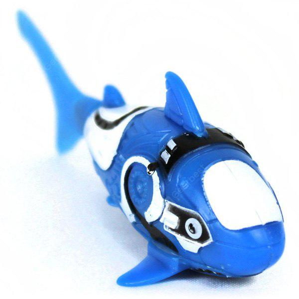 Funny Electric Shark Toy Battery Control Swimming Robot Fish Toy