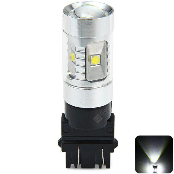 Sencart P27 W2.5X16Q 3157 2100Lm 30W 6 x Cree XPE 6500  -  7500K LED Car Brake Bulb Light Source ( DC12  -  24V White Light )