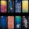 Buy Joyroom Circle Pattern PC Material Fluorescent Back Case iPhone 6 - 4.7 inches SPIRAL AS THE PICTURE