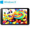 Chuwi Vi8 Ultra Edition 8 inch Android 4.4 + Windows8.1 Tablet PC - BLACK