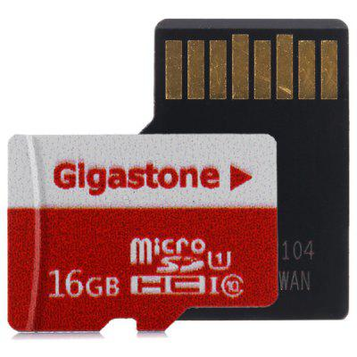 Gigastone Water Resistant 16GB Class 10 TF / Micro SDHC Memory Card for Smartphones