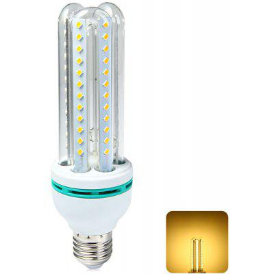 Buy WARM WHITE 18W E27 3U 1650Lm 66 SMD 2835 LEDs Corn Lamp Spotlight Bulb CFL Replacement Warm White for $13.41 in GearBest store