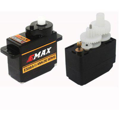 EMAX ES08A II General Plastic Gear Analog Servo RC Model Spares
