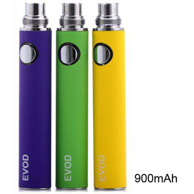 3Pcs EVOD Rechargeable 900mAh Battery for Electronic Cigarette E - cig Parts