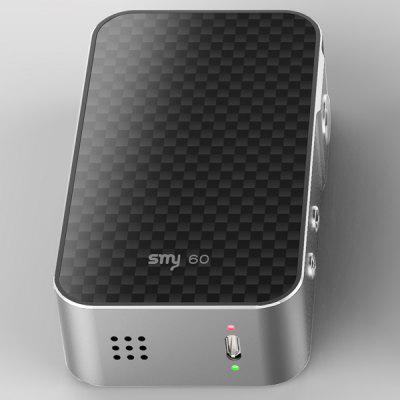 SMY 60W Variable Wattage E - Cigarette Box Mod