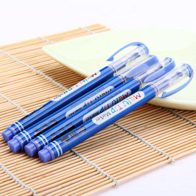 4pcs Multi Tip Style Marker Pen Stationery