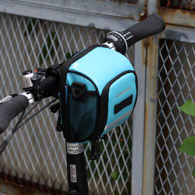 Roswheel Water Resistant Bicycle Saddle Bag Handlebar Bike Tube Pack