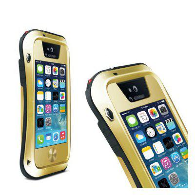 LOVE MEI Shockproof Waterproof Aluminum Case Phone Cover for iPhone 5 / 5S