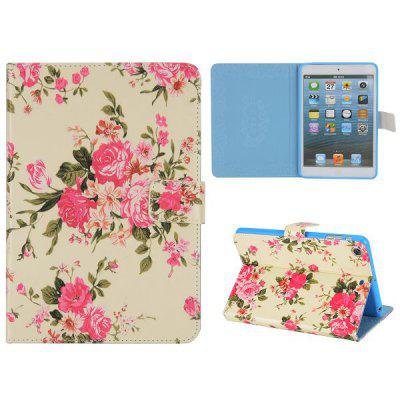 Pad Cover PU Case Skin with Stand Function for iPad Mini 3 / Mini 2 / Retina iPad Mini