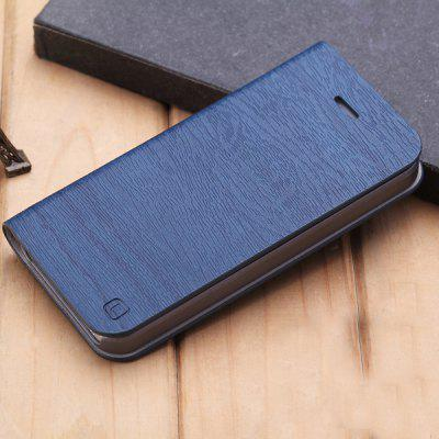 Torras Tree Texture Style PU and PC Material Stand Cover Case for iPhone 5 5S
