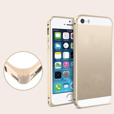 Torras Aluminium Alloy Bumper Frame Case for iPhone 5 5S
