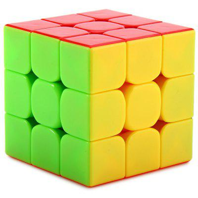1386 3x3x3 Speed Cube Brain Teaser ( 3 Layers )