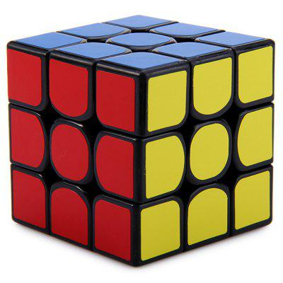 1386 3x3x3 Speed Magic Cube Brain Teaser ( 3 Layers )