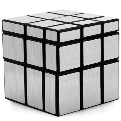 Shengshou Challenging 3 x 3 x 3 Brushed Silver Cube Puzzle ToyClassic Toys<br>Shengshou Challenging 3 x 3 x 3 Brushed Silver Cube Puzzle Toy<br><br>Age: Above 6 year-old<br>Brand: Shengshou<br>Difficulty: 3x3x3<br>Material: Plastic<br>Package Contents: 1 x Shengshou 3 x 3 x 3 Brushed Mirror Cube<br>Package size (L x W x H): 6 x 6 x 6 cm / 2.36 x 2.36 x 2.36 inches<br>Package weight: 0.150 kg<br>Product size (L x W x H): 5.5 x 5.5 x 5.5 cm / 2.16 x 2.16 x 2.16 inches<br>Product weight: 0.097 kg<br>Type: Magic Cubes