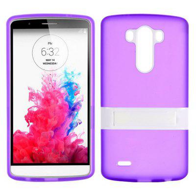 Matte Pattern Surface Kickstand Phone Case for LG G3 D850 LS990