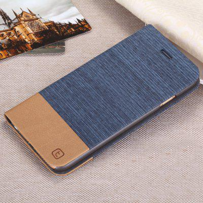 Torras Stand Design PU and PC Material Cover Case for iPhone 6 Plus  -  5.5 inches