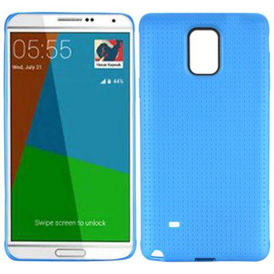 Mesh Pattern TPU Case for Samsung Galaxy Note 4 SM - N910 / SM - N910F / SM - N910X