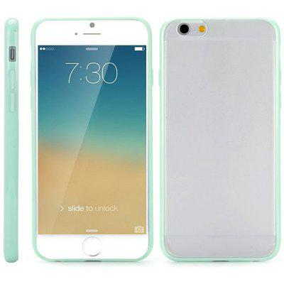 PC TPU Material Transparent Back Cover Case for iPhone 6  -  4.7 inches