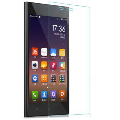 Fabitoo Practical 0.2mm 9H Hardness Tempered Glass Screen Protector for Xiaomi 3