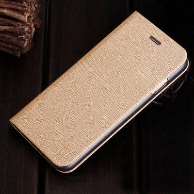 Torras Tree Texture Style PU and PC Material Cover Case for iPhone 6 Plus  -  5.5 inches