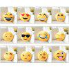 Cute Emoji Style Pillow 32cm Diameter Plush Doll Cushion Pad Stuffed Toy Kids Gift deal