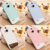 best Fabitoo Lanyard Design Silicone Back Cover Case for HTC One 2 M8