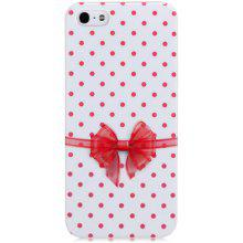 GGMM Leaves Pattern PC Material Back Cover Case for iPhone 5 5S