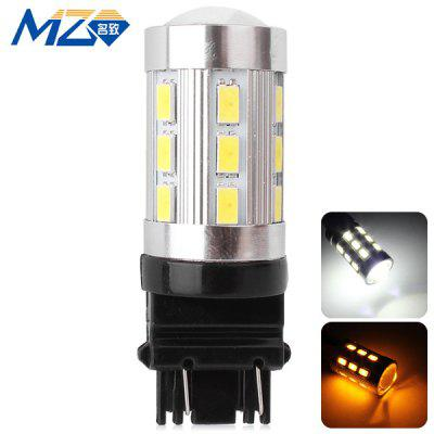MZ T25 12W 1200lm White and Yellow Light 24 SMD 5630 LEDs Car Backup Light ( 12  -  24V )