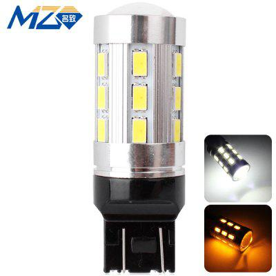 Buy MZ T20 12W 1200lm White and Yellow Light 24 SMD 5630 LEDs Car Backup Light  (12 24V ) for $9.31 in GearBest store