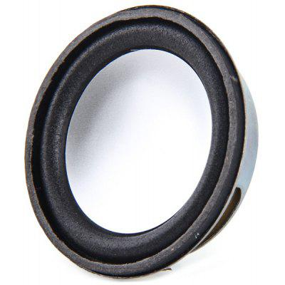 Buy SILVER DIY 4Ohm 3W 50mm HiFi Round Speaker for $2.00 in GearBest store