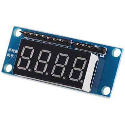 DIY Parts 4 Digit LED Display Digital Tube Module for Arduino