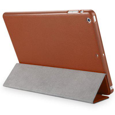 GGMM Ultrathin Veneer Gluing Smart Tablet PC Protective Case Cover