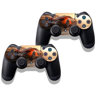 Cool Car Style Game Console and Handle Protection Stickers Skin Decal for PS4Game Accessories<br>Cool Car Style Game Console and Handle Protection Stickers Skin Decal for PS4<br><br>Compatible with: Sony PS4<br>Features: Sticker<br>Package Contents: 2 x Host Sticker, 2 x Handle Sticker<br>Package size: 38 x 35 x 0.4 cm / 14.93 x 13.76 x 0.16 inches<br>Package weight: 0.100 kg<br>Product size: 35 x 32 x 0.3 cm / 13.76 x 12.58 x 0.12 inches<br>Product weight: 0.082 kg