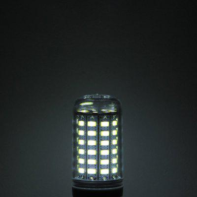 780LM E27 8W 69 SMD  -  5630 Daylight LED Corn Bulb Transparent Corn Lamp AC 220  -  240V
