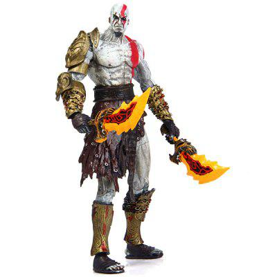 God of War Golden Fleece Kratos 19cm Action Figure