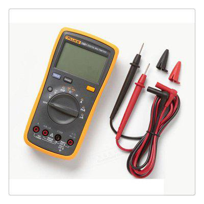 FLUKE - 15B+ High Performance Digital Meter Electrical Auto Multimeter Auto/Manual Range Tester
