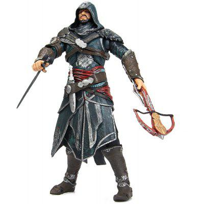 18cm Assassins Creed Series 2 Ezio Auditore Da Firenze Figure